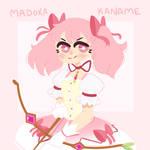 [Fanart] - Madoka Kaname