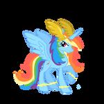 Princess Rainbowdash