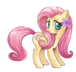 Just fluttershy beeing cute