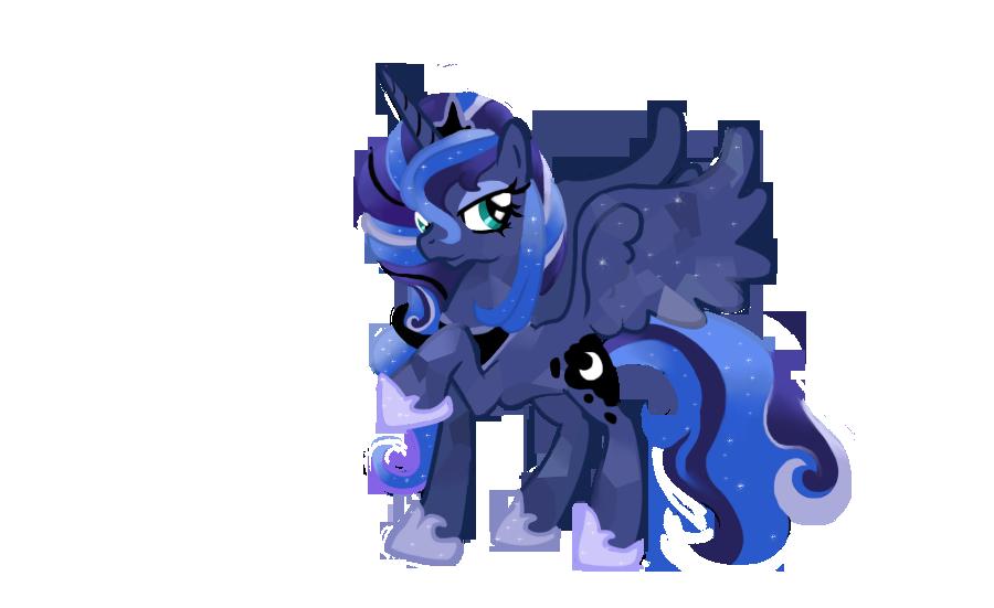 Crystal Luna by schnuffitrunks