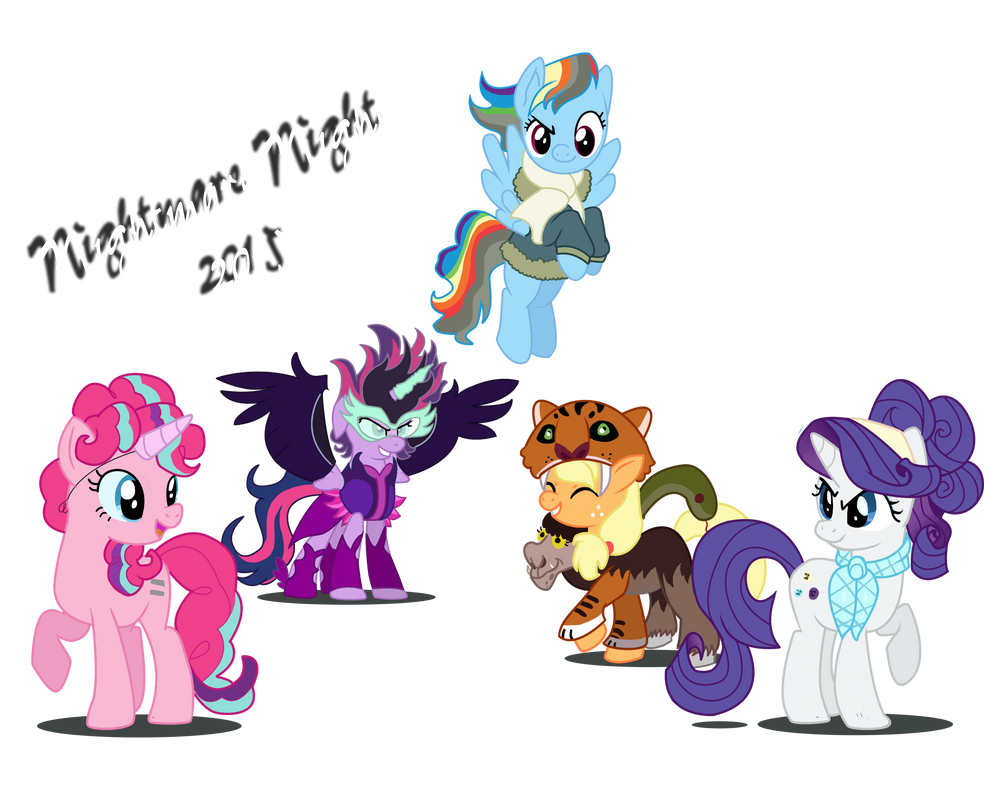 Nightmare Night 2015 (delayed) by schnuffitrunks