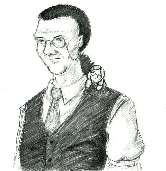 Walter's Fangirl