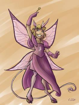 Fairy Unicorn Princess