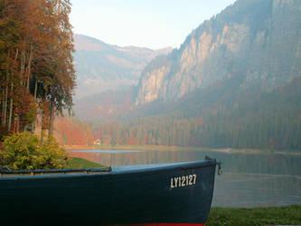 Lac de Montriond 2007_08 by XPCoccinelle