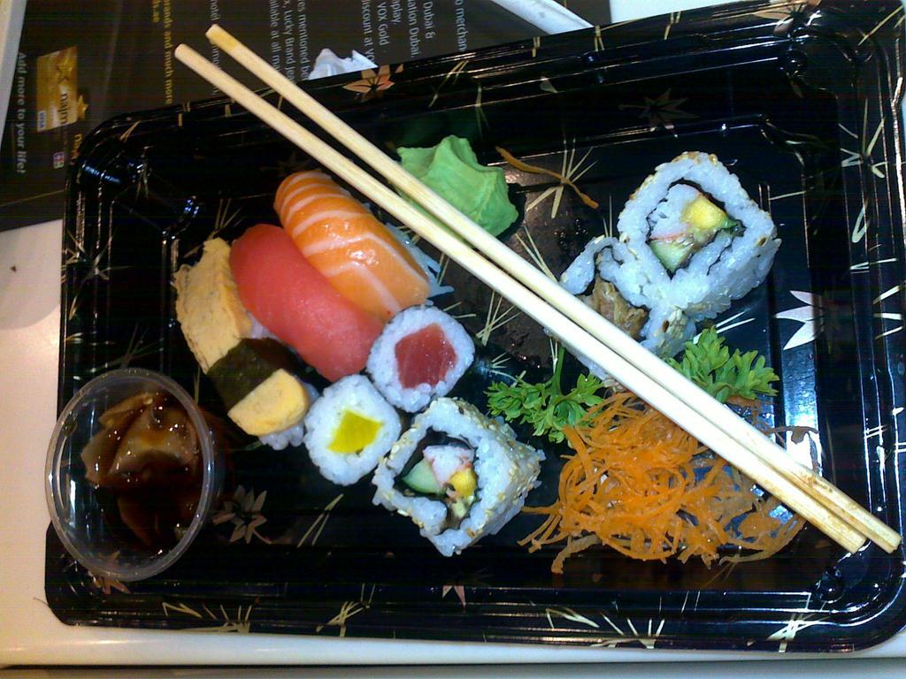 Sushi by Melika1991