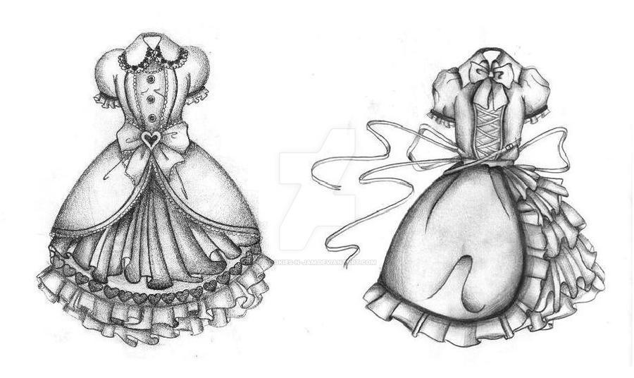 Lolita Dresses by cookies-n-jam