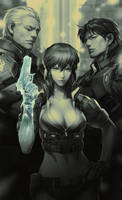 Ghost In The Shell Opened Image01 by tataar