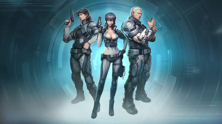 Ghost In The Shell online