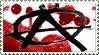 anarchy stamp by FatihMutlu