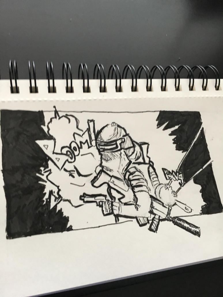 PUBG ( PlayerUnknows Battleground fan art by NarwhalZ7200