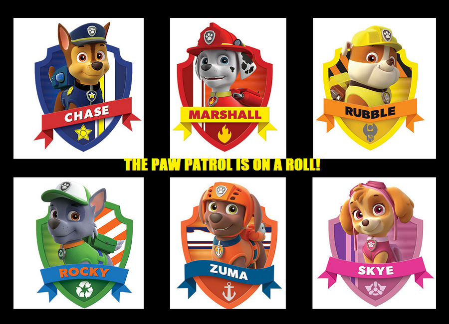 Paw Patrol Wallpaper By Wolfboss22