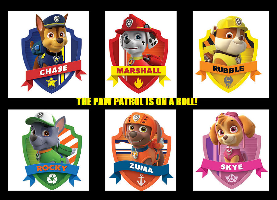 Paw Patrol Wallpaper by wolfboss22 on