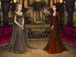Trella and Mavylyse