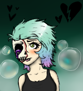 Bubbles by Andyhascolorfulhair