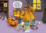 Sam and Max Halloween contest2