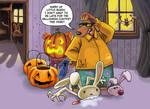 Sam and Max Halloween contest2