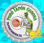 Tapon Corona Logo