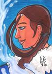 SketchCard: Avatar KATARA