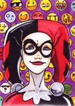 SketchCard: Harley Quinn_3