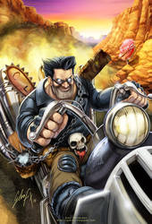 Full Throttle tribute by Axigan