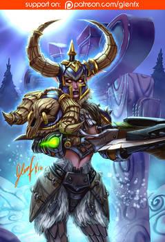 World of Warcraft Night Elf