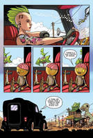 Errants #1 page 3 by Axigan