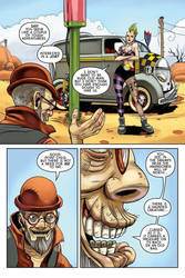 Errants #1 page 6