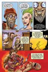 Errants #1 page 7