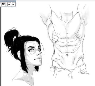 Male Anatomy by kitsuK8