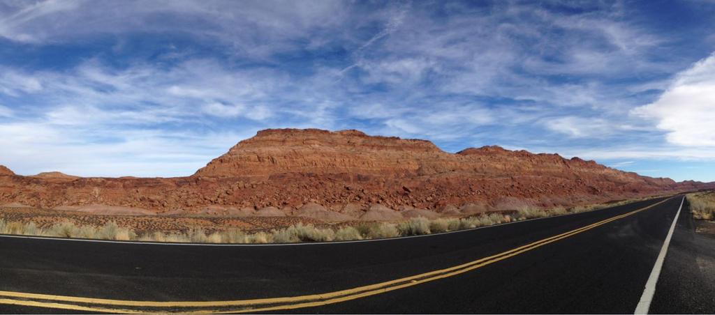 Utah Skyline by kitsuK8
