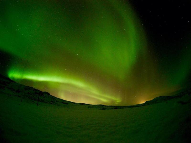 Iceland Lights by kitsuK8