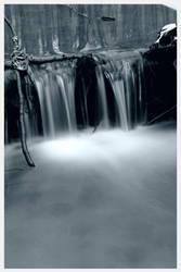 Maly wodospad by Serais