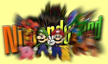 Nintendoland Forums old-school banner by Mechayoshi