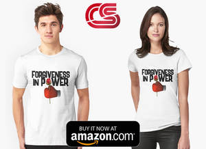 Forgiveness in Power-Amazing boxing gloves T shirt