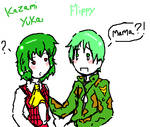 Flippy finds his mama 8D