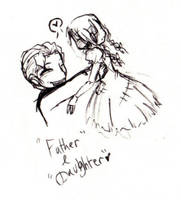 GBGHS- Father and Daughter by Bry-chan