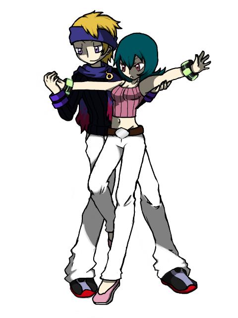 SoulShipping [Mortimer/Morty/Matsuba X Morgane/Sabrina/Natsume]  Pkmn___mc_wants_to_battle_by_bry_chan-d38kdpe