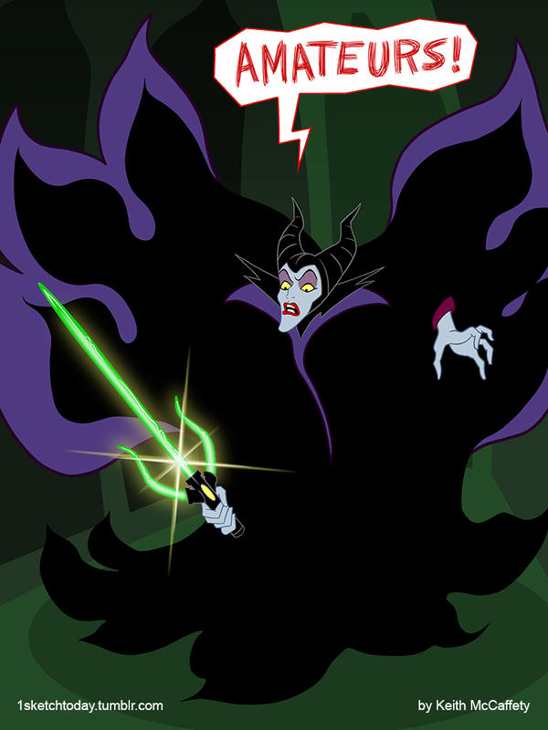 Maleficent - The Original Sith by Thinkbolt