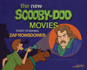 New Scooby-Doo Movies: Starring ZAP ROWSDOWER