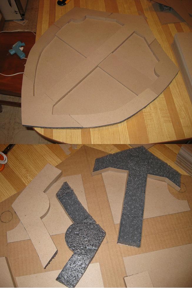 how to make dress shields