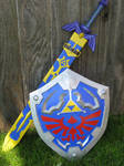 Skyward Sword Props 01