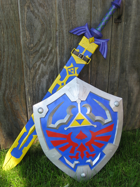 Skyward Sword Props 01 by xHylianKnightx