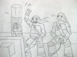 Random Sketch - Gaming