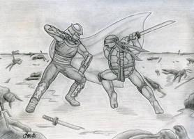 TMNT Showdown