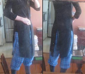 Kurasame's Under Jacket