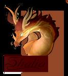 Shalia Headshot by Poo-ky