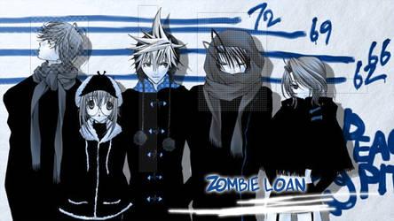 Zombie Loan - Psp Wallpaper by risingmaelstrom