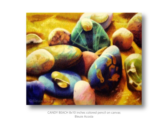 Candy Beach by bleuie