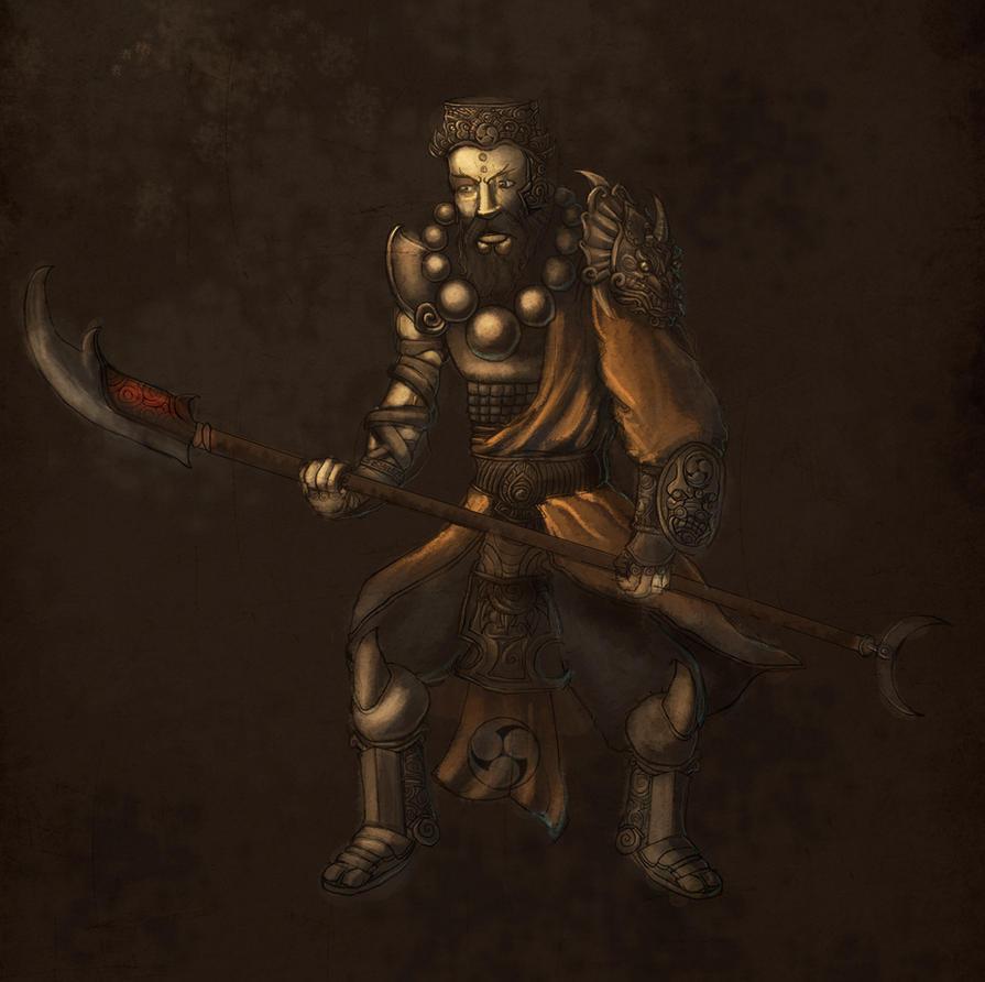Diablo  Monk Build Pet