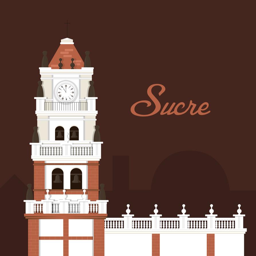 Catedral de Sucre by Leugi